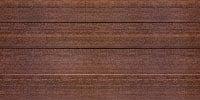 Colorbond Sectional Cedar garage door colour