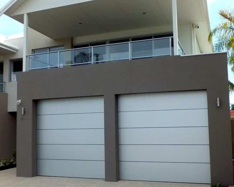 Architectural Series - Aluminium composite with 1 insert
