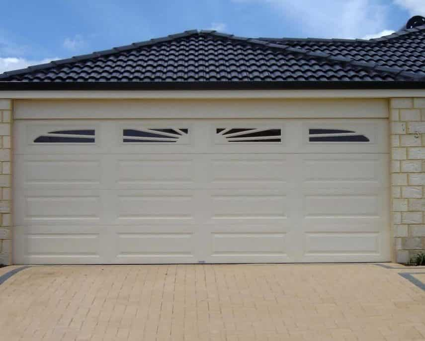 Colorbond Sectional Garage Door Series Centurion Garage Doors