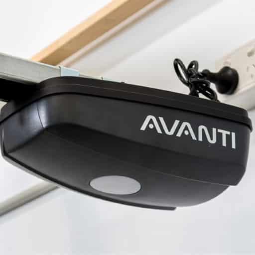 Avanti Garage Door Opener - Automation