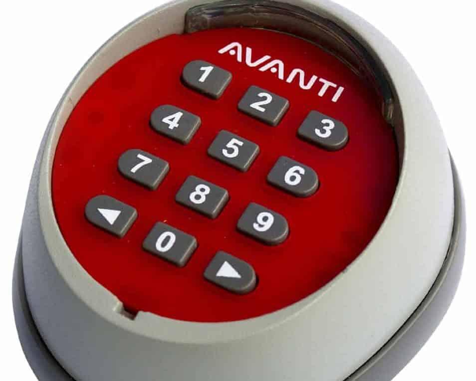 Avanti Automation - Wireless Keypad
