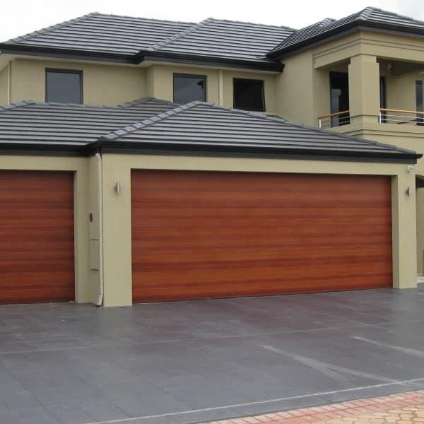 Sectional Garage Doors Centurion Garage Doors