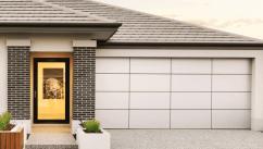 aluminium composite garage doors