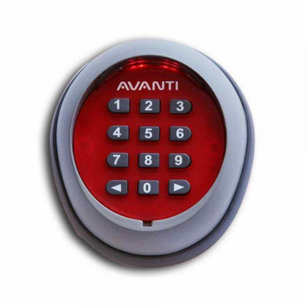 Wireless Digital Key Pad Wireless Keypad Remote Control