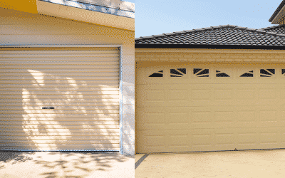 Which garage door type is right for me?