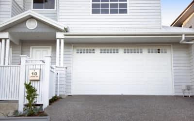 Centurion releases WHITEST garage door yet