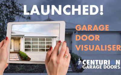 New Garage Door Visualiser Tool